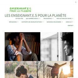 Questionnaire «Retour(s) de confinement» – Les enseignant.e.s pour la planète