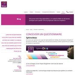 Blog, créer un questionnaire en ligne, logiciel sondage