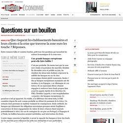 Questions sur un bouillon