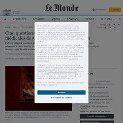 Cinq questions sur lafuite des données médicales de500000Français sur leWeb