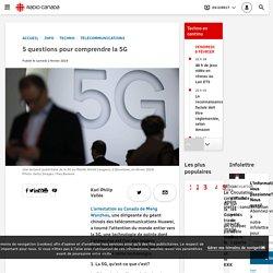 5questions pour comprendre la5G