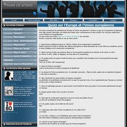 Quizz - 20 questions et réponses sur l'Europe et l'Union Européenne