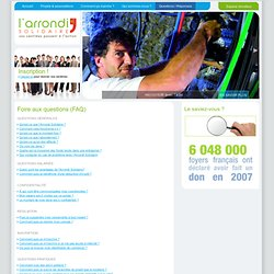 l'Arrondi Solidaire.org