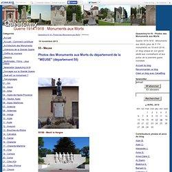 Queutchny14-18 : Photos des Monuments aux Morts - Page 5 - Queutchny14-18 : Photos des Monuments aux Morts