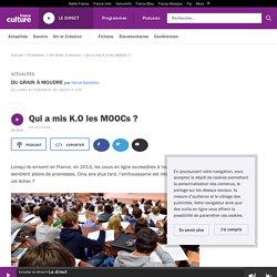 Qui a mis K.O les MOOCs ?