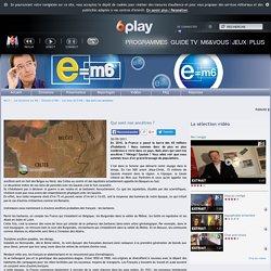 Qui sont nos ancêtres ? : Les news m de l'émission E=M6 - M6