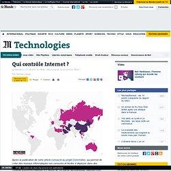 Qui contrôle Internet ?