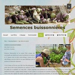 Qui sème le savoir - Site de from-seed-to-seed !