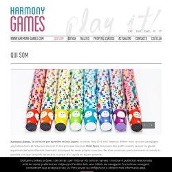 Harmony Games