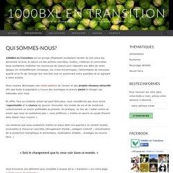 1000Bxl en Transition