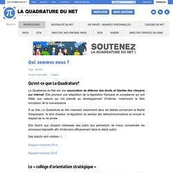 2008 LaQuadrature du Net