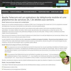 Qui sommes-nous ? - Bazile Telecom