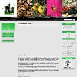 Qui sommes nous ? - BiodiverCity