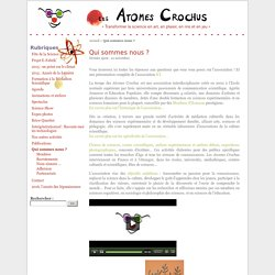 Les Atomes Crochus