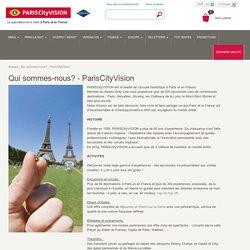 Qui sommes-nous? - ParisCityVision