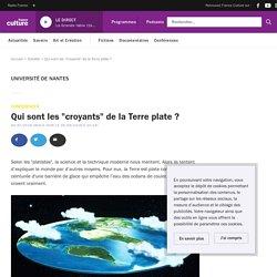 """Qui sont les """"croyants"""" de la Terre plate ?"""