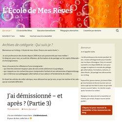 """Initiative """"L'École de Mes Rêves"""""""
