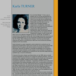 Qui a tué Karla Turner ?