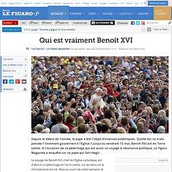 Le Figaro Magazine : Qui est vraiment Benoît XVI