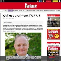 Qui est vraiment l'UPR ?