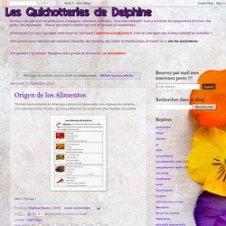 Les quichotteries de Delphine: miam miam