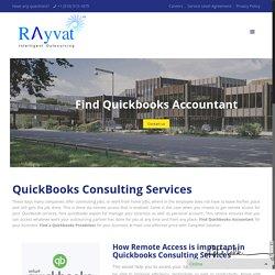 QuickBooks Consulting Services