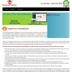 QuickBooks Customer Service 1-877-632-9994