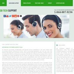 QuickBooks Customer Service 1-844-887-9236