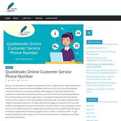 Quickbooks online customer service number +1-844-405-0904