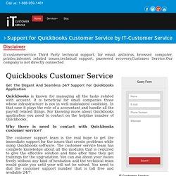 Quickbooks Pro Customer Service 1-888-959-1461 - Software