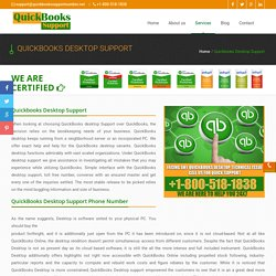 QuickBooks Desktop Support Number 1-800-518-1838
