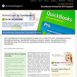 800-979-2975 QuickBooks Enterprise Customer Service