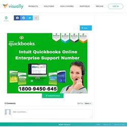 Intuit Quickbooks Online Enterprise Support Number 1800-945-0645
