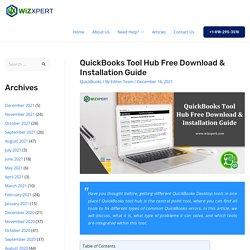 QuickBooks Tool Hub (Free Download & Installation Guide)