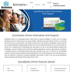Quickbooks Online Support Phone Number 1-888-614-0555