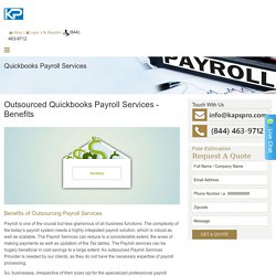 QuickBooks Payroll Software for Accounting Professionals