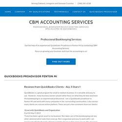 CBM Accounting Services