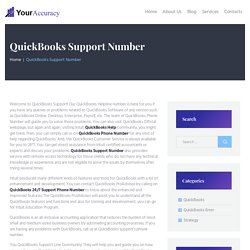 QuickBooks Support Phone Number +1-888-308-0575 Toll-free