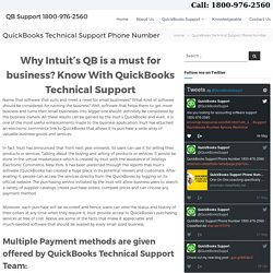 QuickBooks Technical Support 1800-976-2560 QB Customer Service Number