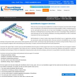 Get QuickBooks Technical Support - Call Us Today!