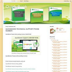 Quick Book: QUICKBOOKS TECHNICAL SUPPORT PHONE NUMBER
