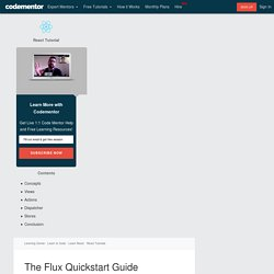 The Flux Quickstart Guide