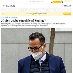 ¿Quién acabó con el fiscal Stampa?