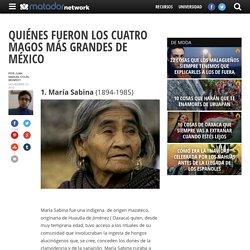 Quiénes fueron los cuatro magos más grandes de México - Matador Español