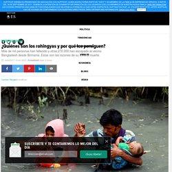 ¿Quiénes son los rohingyas y por qué los persiguen?