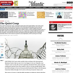 [2009] The Quiet Coup - Magazine
