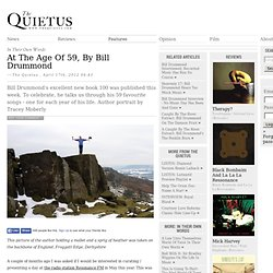 At The Age Of 59, By Bill Drummond