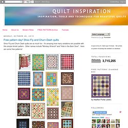 Quilt Inspiration