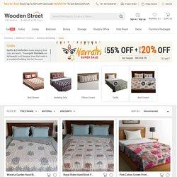 Comforters: Buy Quit Online in India @ Upto 55% OFF
