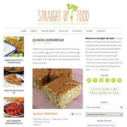Quinoa Cornbread